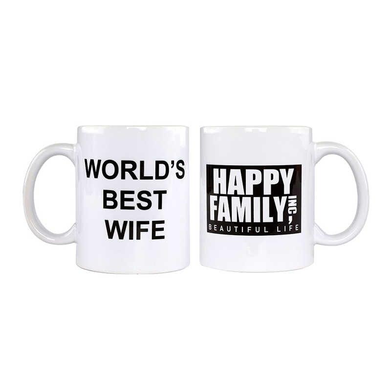 Caneca de café com dunder mifflin o escritório-melhor chefe do mundo 11 oz engraçado cerâmica café/chá/cacau caneca original presente de escritório