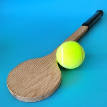 Tennis Pointer Wooden Tennis Spoon Tennis Wooden Racket for Practice and Warm Up 124F
