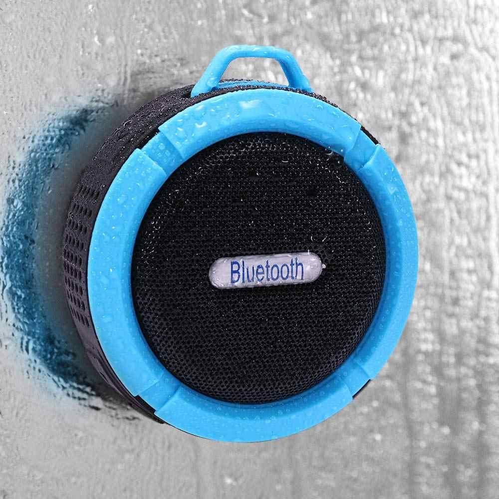 Bluetooth динамик портативная беспроводная водонепроницаемая акустическая система Поддержка tf-карты стерео Hi-Fi колонки caixa de som portatil bluetooth
