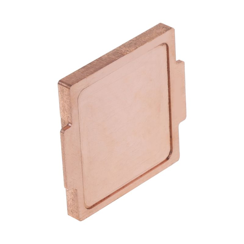 CPU Pure Copper Cover IHS Cooling For 6700K 7700K 8700K 115x /3770K 4790K 115x Interface Protector