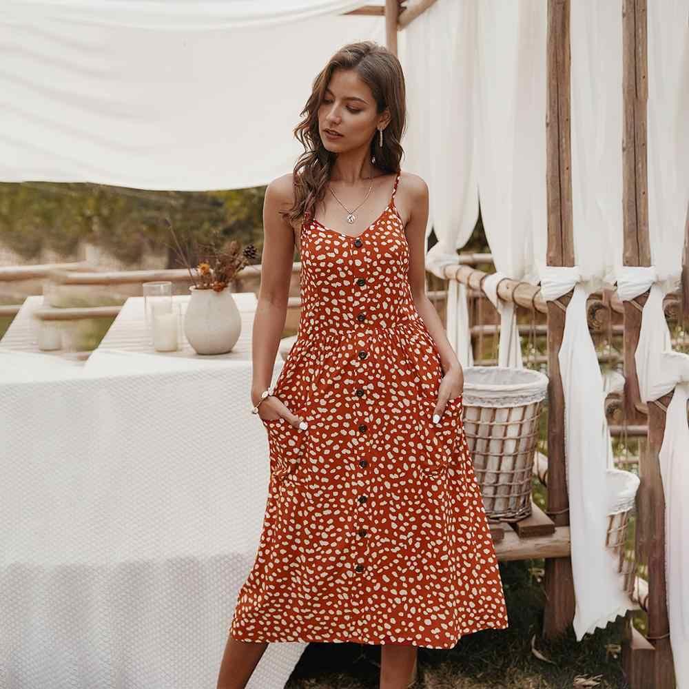 frau lange kleid leopard print sexy liebsten backless casual sommer  sommerkleider neue ankunft 2020 spaghetti strap kleidung weiß