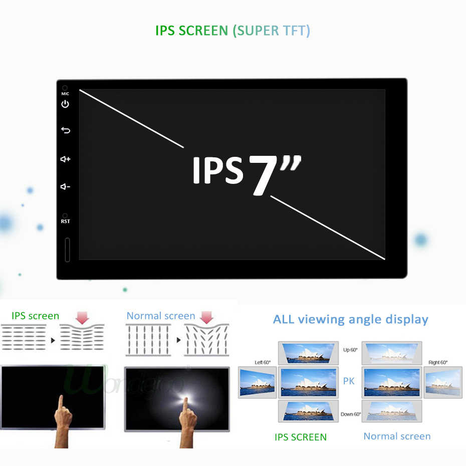DSP 4 グラム SIM IPS HD スクリーンアンドロイド 10 Gps ナビゲーションユニバーサル 2 2 ディン VW/ 日産/トヨタ車の PC マルチメディア obd2