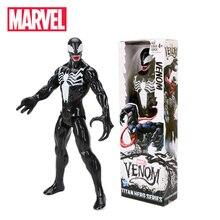 Doll Toy Venom-Figure Hulk Spider-Man Collectible-Model Titan Hero-Series 30cm 12inch