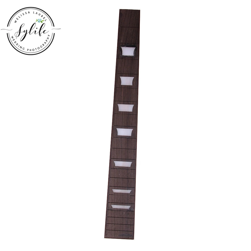 "41"" 20 Frets Trapezoid Glued Surround Guitar Part Rosewood Fingerboard"