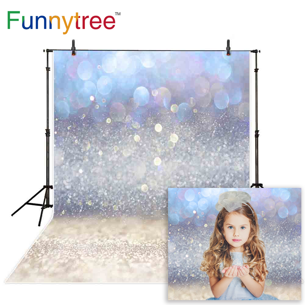 Funnytree background for photo studio newborn baby bokeh spring easter backdrop photocall photography children photophone