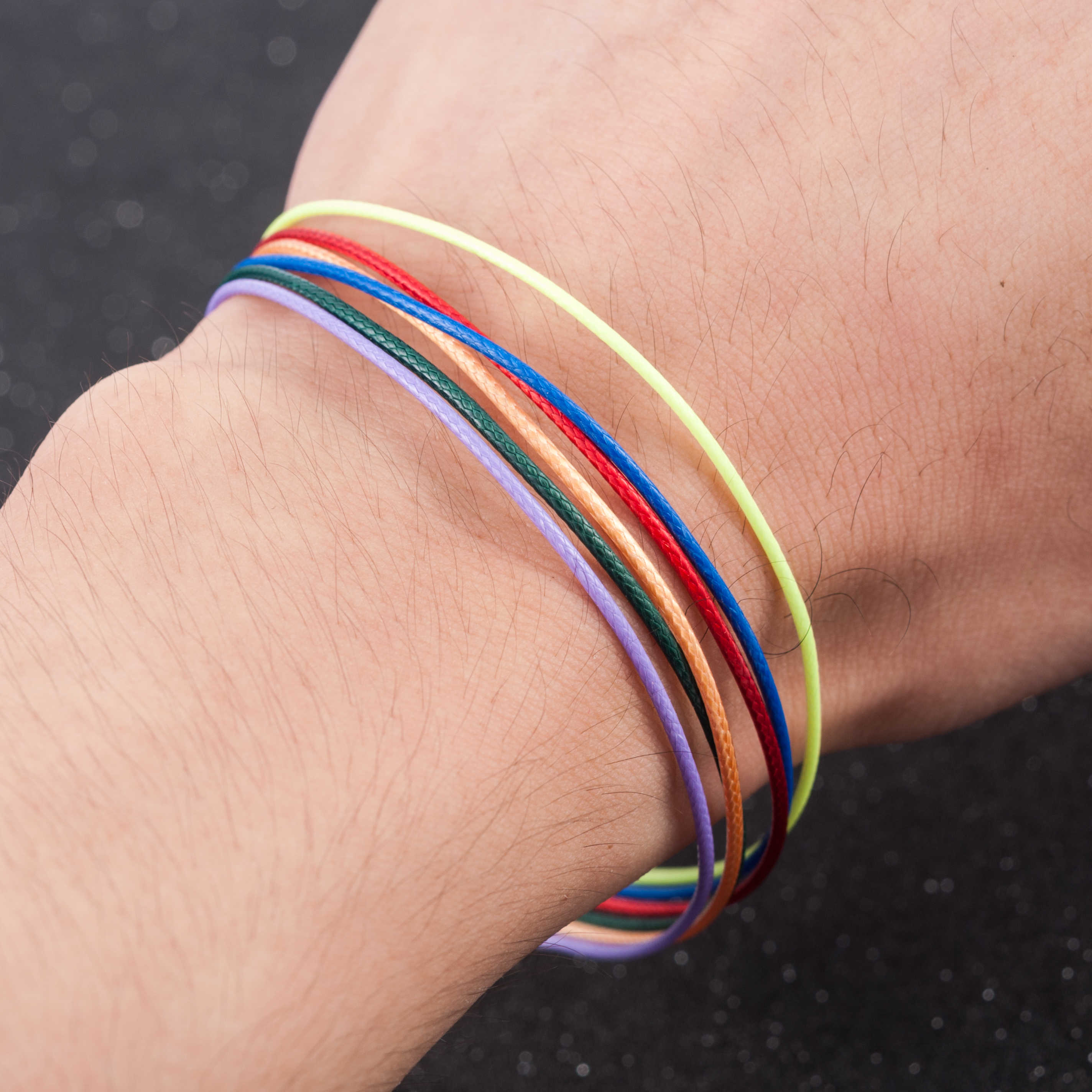Hot Sale 2019 1PC Fashion PU Leather Bracelet Women Men Gay Pride Rainbow Charms Bracelet Gift For Gay Jewelry Lover Couple