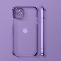 Custodia morbida per telefono ASTUBIA per iPhone 11 12 Pro Max Mini XS Max XR X XS 7 8 Plus SE 2020 Cover posteriore trasparente