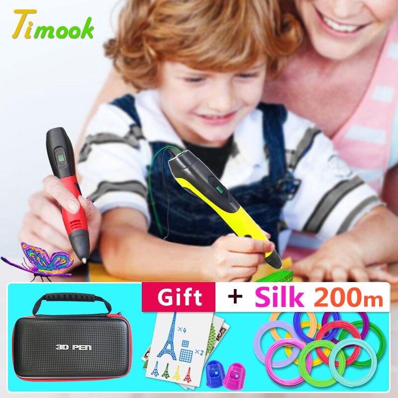 3d pen 3d pens,1.75mm ABS/PLA Filament,new Year gift Kids birthday present Christmas ,3 d pen 3d model,Creative 3d printing pen,
