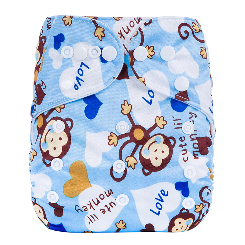Baby Diaper Pants Reusable Terry Towel Baby Cloth Nappies Wholesale Reusable Baby Cloth Diapers Pants L17