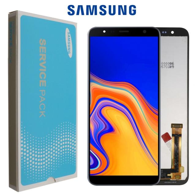 100% Original 6.0 LCD For Samsung Galaxy J4+ 2018 J4 Plus J415 J415F J410 LCD Display Touch Screen Sensor+Service package