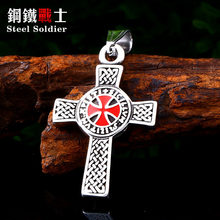 Acier soldat Nordique Amulette Pendentif Collier Vikings L'arbre de Vie de la chaîne de charme