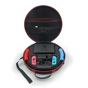 Image 5 - Fitness Ring Storage Case Voor Nintendo Switch Ns Ring Fit Avontuur Zak Ring Conhandbag Voor Nintend Switch Console Accessoires
