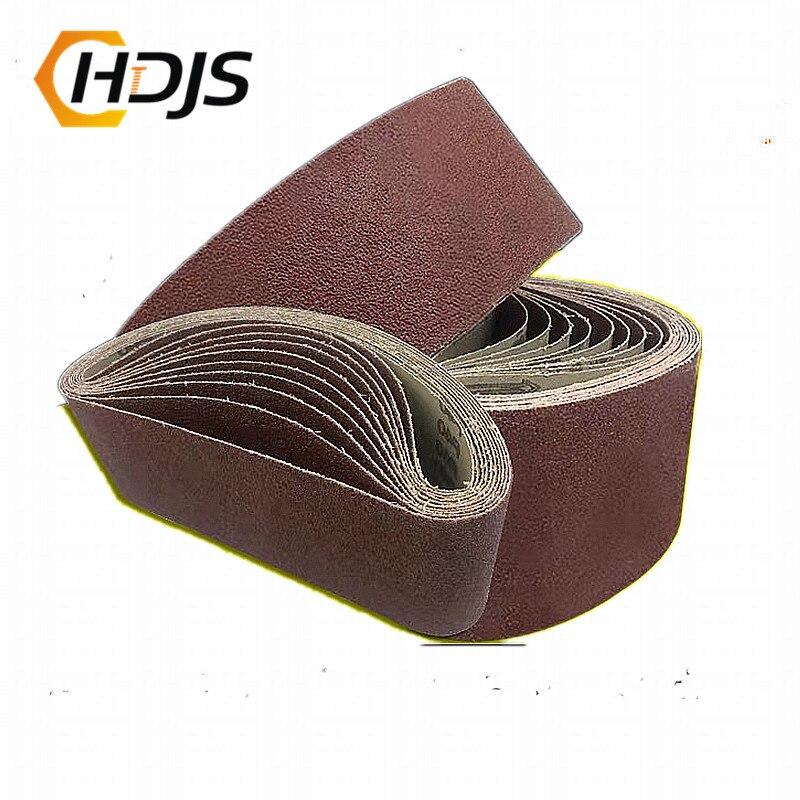 Electric Flat Belt Sander Belt 1520*200 Ring Emery Cloth Belt Metal Woodworking Polishing Wire-drawing Sander Belt