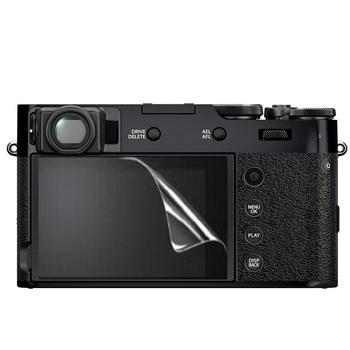 3 sztuk osłona przed zwierzętami domowymi jasne miękka folia ochronna dla fujifilm X-Pro3 X Pro 3 Xpro3 X-100V X100V X-T4 XT4 kamery osłona na lcd tanie i dobre opinie GURSIGE CN (pochodzenie) Kamera Perfect fit Display Screen Protector Protective Cover Protection (Not glass)