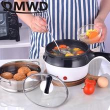 Cooking Pot Steamer-Pan Noodle-Cooker Non-Stick-Skillet-Eggs Soup DMWD Rice-Food Hotpot Mini