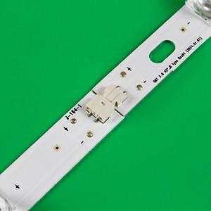 Image 5 - Novo kit 8 peças led strip substituição para lg lc420due 42lf652 42lb500 innotek drt 3.0 42 polegada a b 6916l 1710a 6916l 1709a 42lb620v