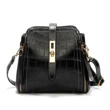 Luxury Women Handbags Designer European Style Crossbody Bags for Women Joker Shoulder Slung Soft PU Leather Ladies Hand Bags