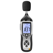 CEM Noise Measuring Instrument db Meter 30~130dB Mini Audio Sound Level Meter Decibel Monitor DT-8852