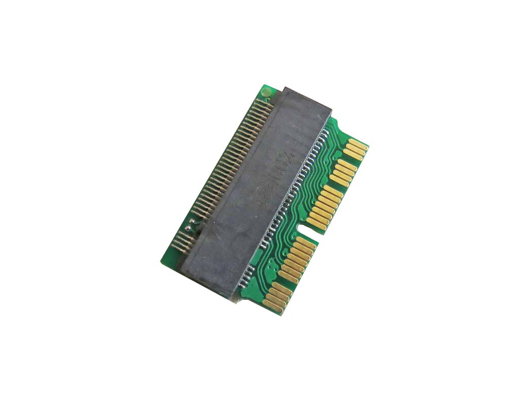 50pieces N-941A 128GB 256GB 512GB 1TB NVMe PCIe M.2 NGFF SSD for late 2013 2014 2015 <font><b>MacBook</b></font> Pro A1502 A1398 <font><b>M2</b></font> SSD <font><b>Adapter</b></font> Card image
