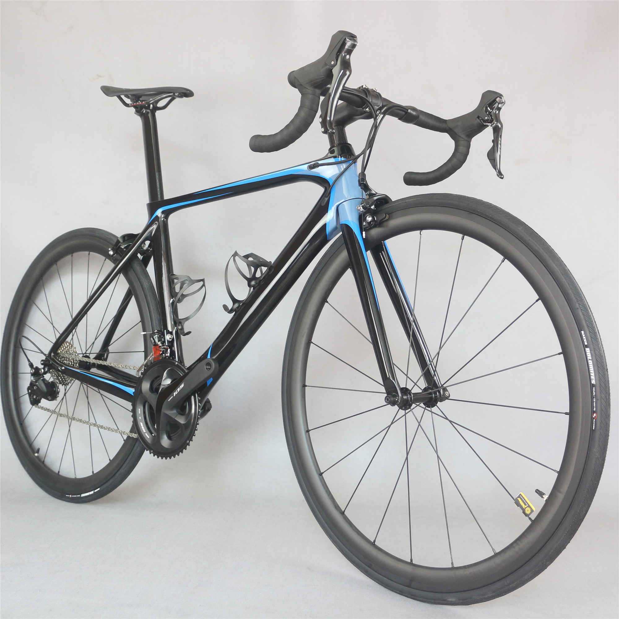 2020 Aero Custom Paint  Complete  Road Bicycle FM268 With Sh1mano R7000 Groupset 22 Speed Carbon Road  700c Wheeset