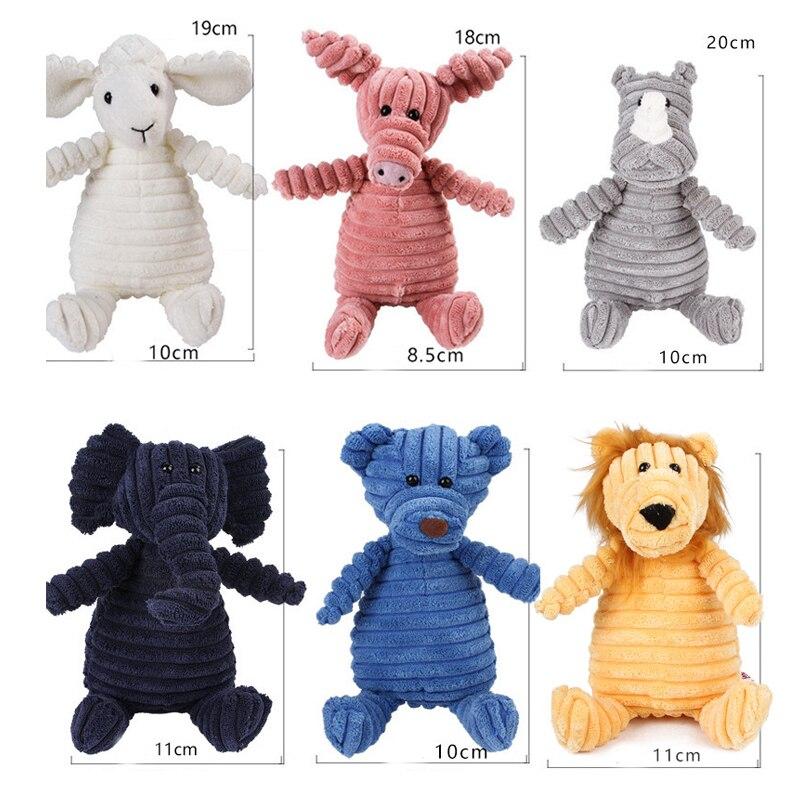 Вельветовая игрушка для маленьких и больших собак, жевательная игрушка для питомцев, щенков, жевательная игрушка, аксессуары для домашних животных-3