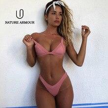 NATURE ARMOR 2020 new bikini sexy two-piece women's swimsuit