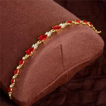 Women's Fashion Colorful Bracelets Bracelets Jewelry New Arrivals Women Jewelry Metal Color: H263