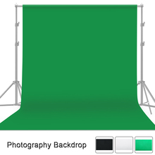 Professional Background Photography Green Screen Backdrop Photography studio Washable Durable Green Background Cloth