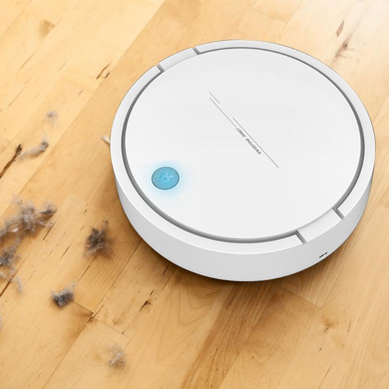 Automatic USB Charging Wireless Sweeping Robot Vacuum Cleaner Intelligent Lazy Robot Vacuum Cleaner Household Sweeping Robot