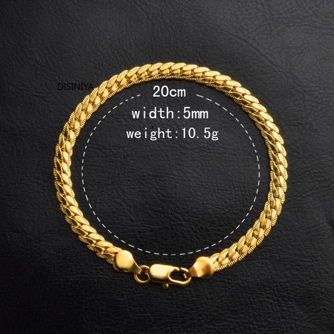 Shellhard moda cobra osso pulseira pulseira para homem vintage luxuoso curb chain pulseira jóias presente homme bijoux bisuteria57