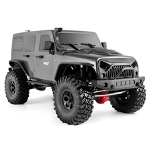 RGT Rc Crawler Maßstab 1:10 4wd RC Rock Cruiser EX86100 313mm Radstand Rock Crawler Off Road Truck RTR 4x4 Wasserdichte RC Auto