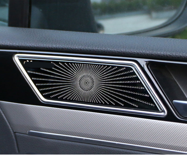 ABS Interior Car Seat Handle Cover Trim For VW Passat Variant B8 2016-2018
