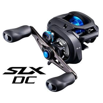 New SHIMANO Baitcasting Reel SLX DC Fishing Reel 4+1BB SVS Infinity braking system 8.2/7.2/6.3 Ratio HAGANE BODY