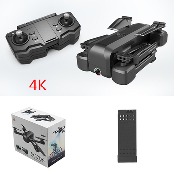 SG706 Drone 4K HD Dual Camera Professional Selfie Foldable Quadcopter Keep Flying Height Helicopter VS KF607 XS809S XS816 GD89