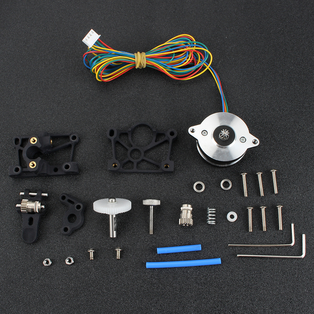 Sherpa MINI Extruder KIT Light Weight BMG Extruder SLS PA12 accessories for Voron 2.4 V0 3d printer Ender 3 CR-10 parts 5
