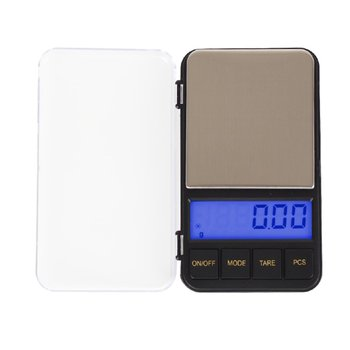 200g/500g x 0.01g Mini Precision Pocket Electronic Digital Scale for Jewelry Gold Diamond Tea Balance Gram Scales