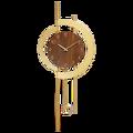 Большие настенные часы деревянные металлические бесшумные часы для гостиной скандинавские современные настенные часы для дома роскошные ...