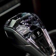 Boutons de vitesses universels en cristal, accessoires, pièces de manettes, modèle X6
