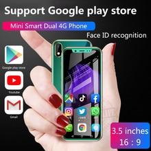Anica K-TOUCH i9s 3G+32G Smallest mini dual 4G Ultra thin 3.5 Screen Face ID Dua
