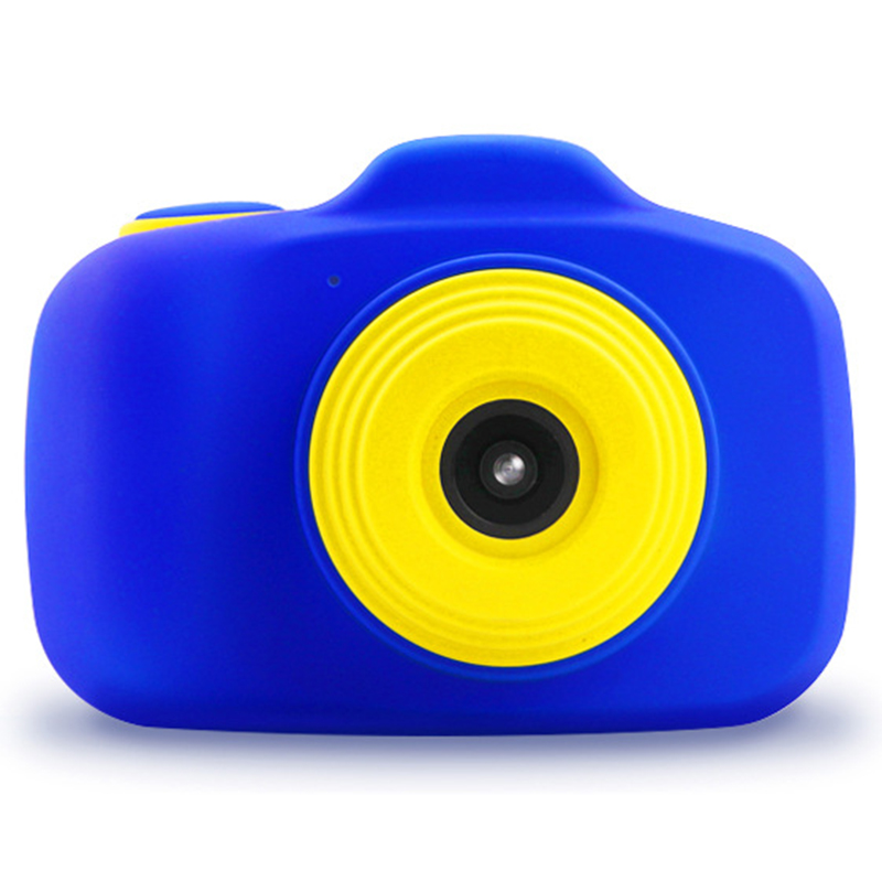 Children'S Mini Digital Camera Small Slr Sports Double Lens Photography Camera image