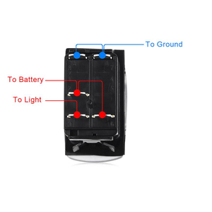 Image 5 - 1PC 12V 24V Marine Switch Car Boat Rocker Switch Truck SPST Switch Carling Waterproof 5Pin ON OFF Switch WIth Dual LED Light Bar