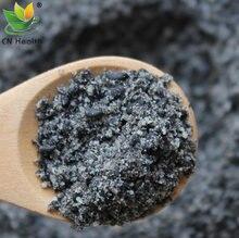 Натуральный черный кунжутный порошок cn health 500 г запеченный