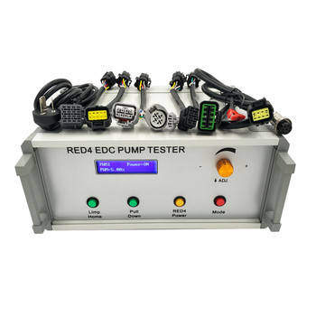Edc ECD In Line Pump Tester RED 4 Pump Tester for Zexel