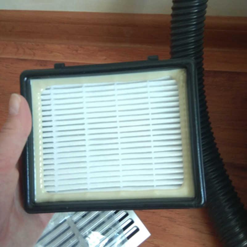1PC אבק Hepa מסנן & 1 סט כחול ספוג מסנני ערכת עבור Samsung DJ97-00492A SC6520 SC6530/40/ 50/60/70/80/90 SC68 שואב אבק