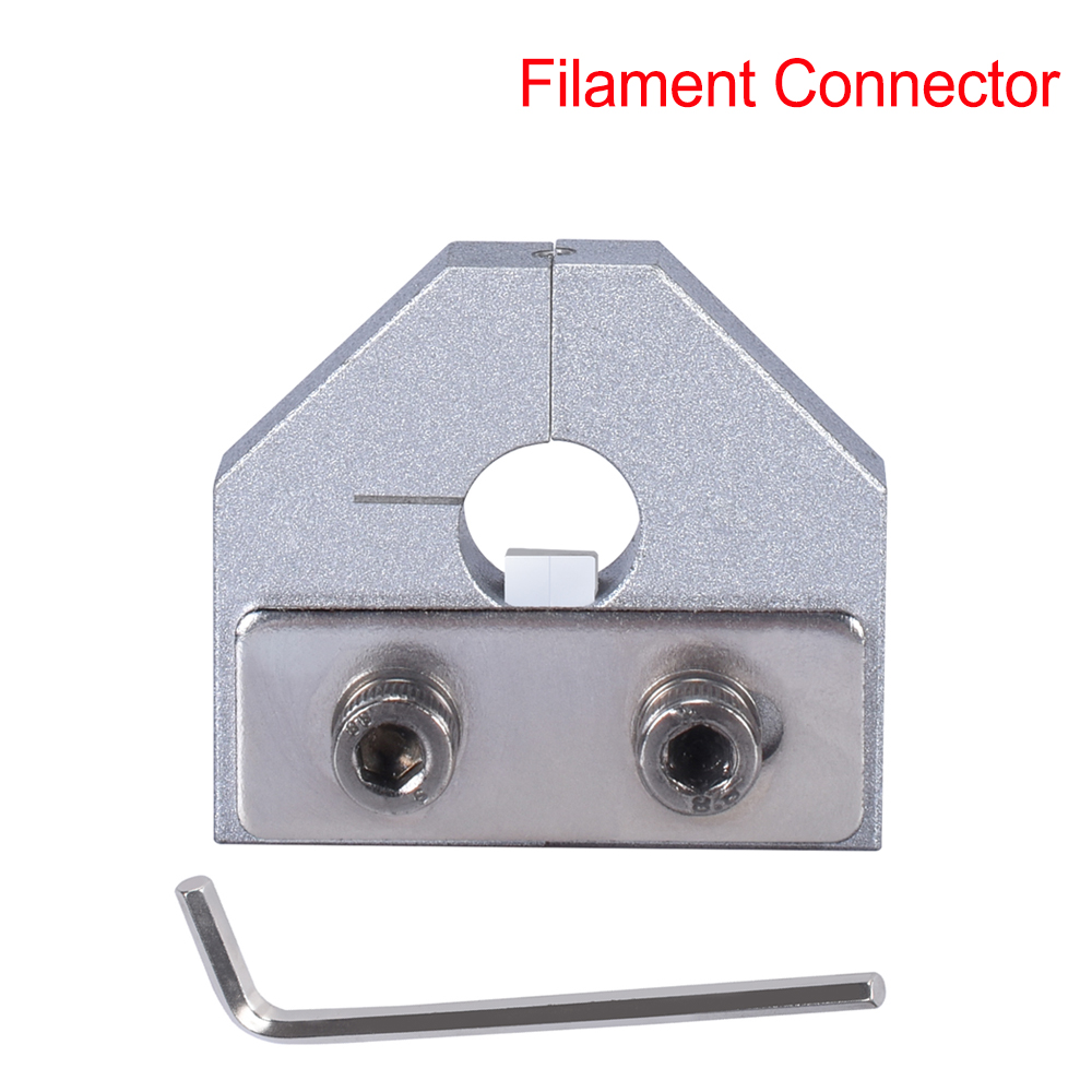 3D Printer Parts Filament Welder Connector For Filament 1.75/3.0MM Filament Sensor PLA Filament Material ABS For Ender 3 PRO SKR