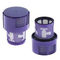 Dyson v10 filtro lavável prático durável do agregado familiar de alta qualidade reutilizável filtro