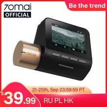 International 70mai Car DVR 1080P HD Smart Dash board 70mai Lite Camera APP Control Driving Recorder 130 FOV GPS Speed Dash Cam(China)