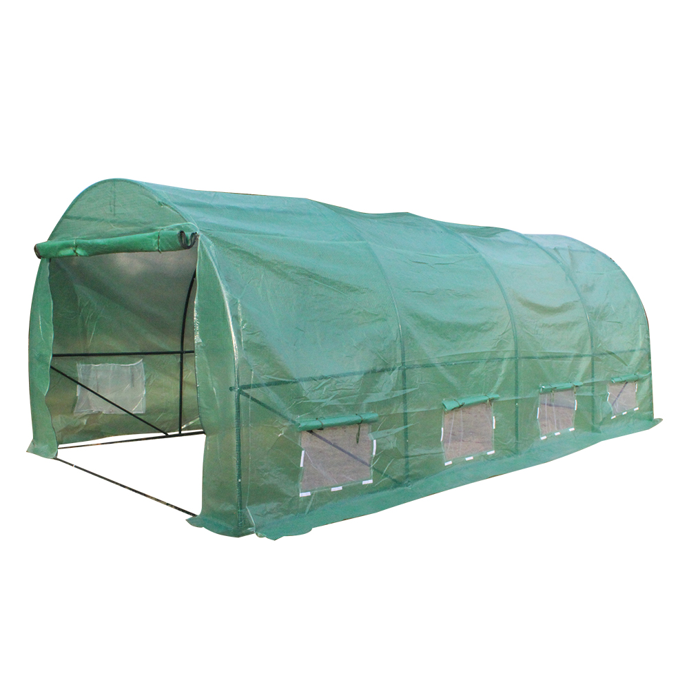 20x10x7 -A Heavy Duty Greenhouse Plant Gardening Dome Greenhouse Tent Effectively Protecting Plants From any damage