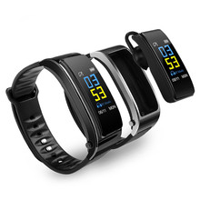 smart watch Y3 watch earphone 2 in 1 Bluetooth 4.1 Phone cal