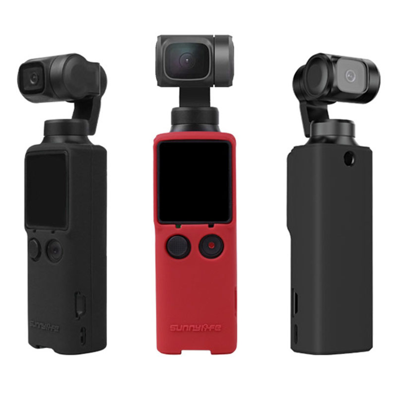 For Fimi Palm Silicone Case Shockproof Protective Case Cover For Fimi Palm Gimbal Camera Accessories